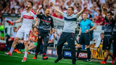 New-look Stuttgart ready for return