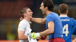 Buffon leads Lahm tributes