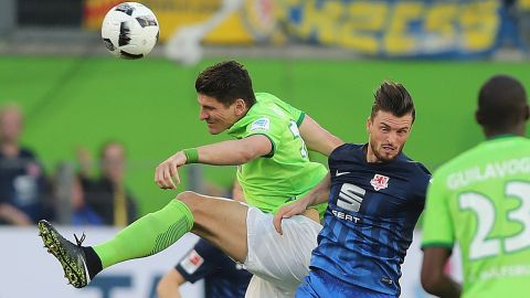 Watch: Wolfsburg 1-0 B'schweig highlights