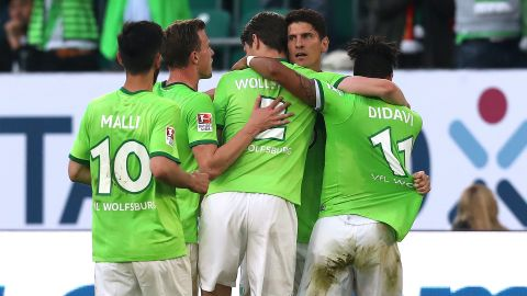 Wolfsburg 1-0 Braunschweig - as it happened!