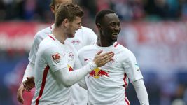 "Keita: ""This season has been like a dream"""