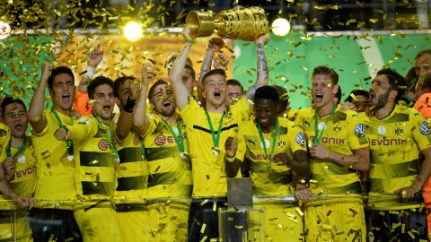 Dortmund crowned 2017 DFB Cup champions!