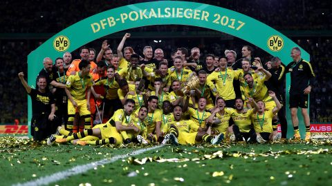 2017/18 DFB Cup first round draw