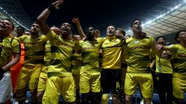 "Dortmund's Marco Reus: ""Thrilled to win DFB Cup"""