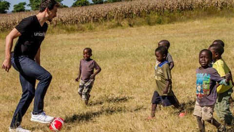 Hummels makes Malawi trip