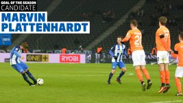 Watch: Goal of the Season contender: Plattenhardt