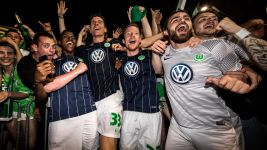 Wolfsburg rebuilding after great escape