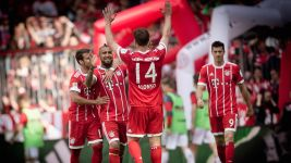 Watch: The 2016/17 Bundesliga season review