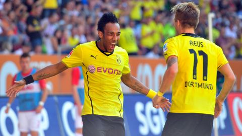Watch: Opening weekend stunners: Aubameyang