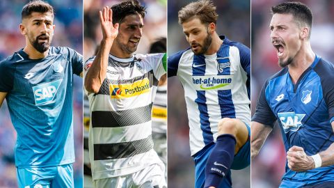 Four new Germany stars set to shine