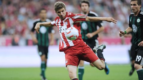 Watch: Opening weekend stunners: Müller