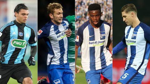 Who will replace John Brooks at Hertha Berlin?
