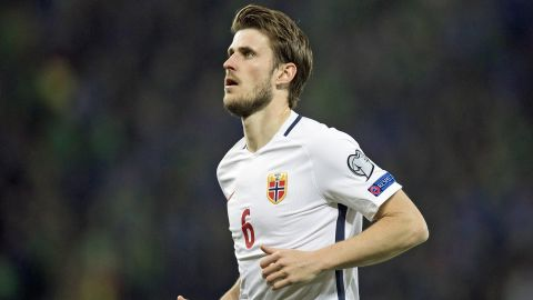 Nordtveit to fill Süle-shaped hole