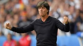 Germany in safe hands with centurion Löw