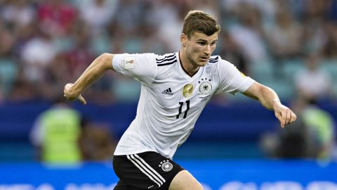 Werner ready to become Germany's ace