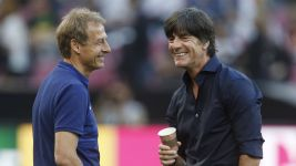 Klinsmann in awe of Germany's strength in depth