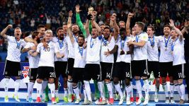 Germany return to number one in the world