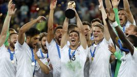 Foals star Stindl proves Germany's hero