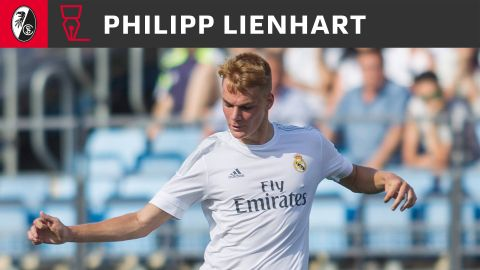 Freiburg sign Lienhart from Real Madrid