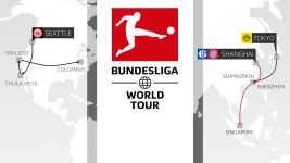 World Tour 2017 - News and Dates