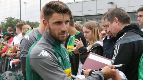 Grifo: 'Gladbach move a dream come true'