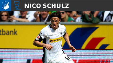 Nico Schulz joins Hoffenheim from Gladbach