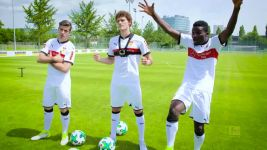 Watch: Behind the scenes at Stuttgart's Media Day