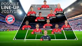 Bayern Version 2017/18