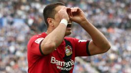 "Herrlich: ""Chicharito not bigger than Leverkusen"""
