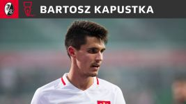 Freiburg sign Kapustka from Leicester
