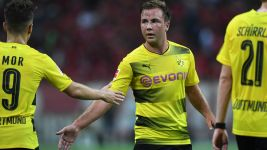 Milestone moment for Götze on the comeback trail