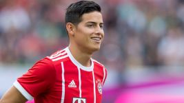 James enjoys winning debut with Bayern!