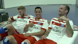 Watch: Behind the scenes at Hamburg's Media Day