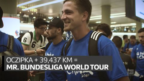 Mr. Bundesliga World Tour