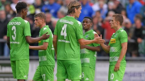 Gladbach 1-2 Nice - As it happened!