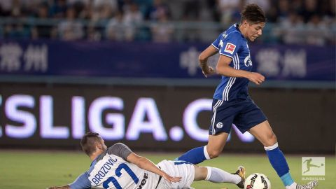 Schalke 1-1 Inter Milan - As it happened!