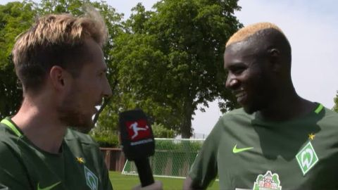 Watch: Behind the scenes at Bremen's Media Day