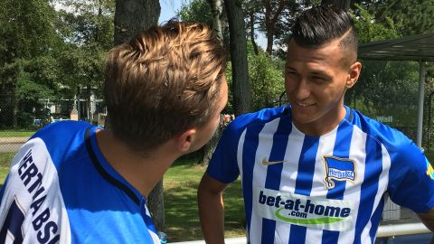 Media Days 2017: Hertha BSC