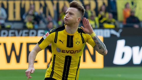 Watch: Marco Reus' Top 5 goals in 16/17!
