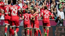 Watch: Bayern's top 10 goals in 2016/17