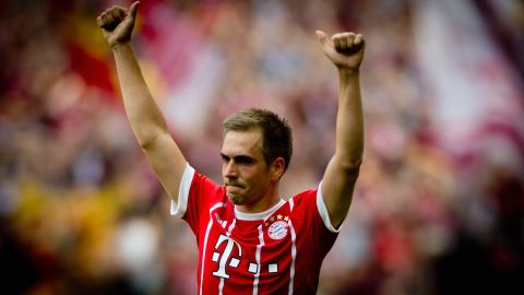Lahm voted Player of the Year