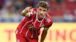 Watch: Thomas Müller is back!