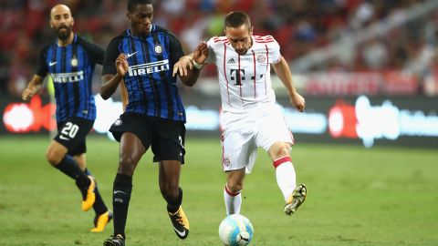 Bayern Munich 0-2 Inter Milan - as it happened!