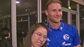Schalke-Fans in China