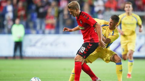 Freiburg 1-0 Domzale - as it happened!