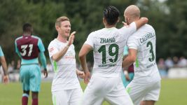 Werder Bremen 2-2 West Ham - as it happened!
