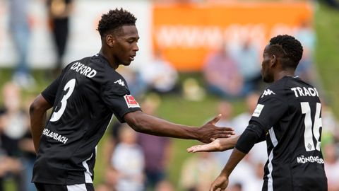 Reece Oxford opens Gladbach account