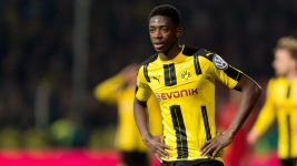 Dembele happy and hungry in Dortmund
