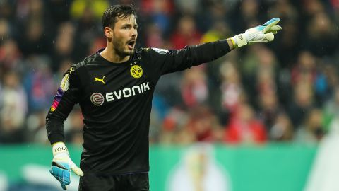 Watch: Top 5 Roman Bürki saves