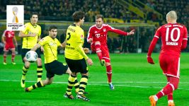 Watch: Top 3 Bayern goals vs. Dortmund